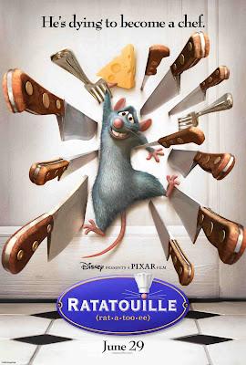 Ratatouille - a sharp comedy