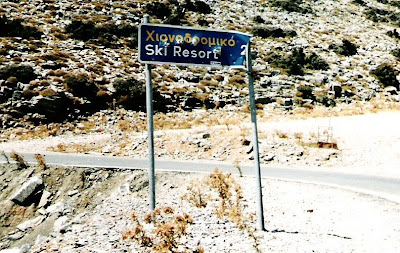 Ski resort favoured by 007