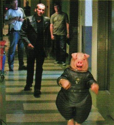 Alien pig #1