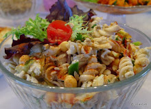 Pasta Salad with Garden Veggies