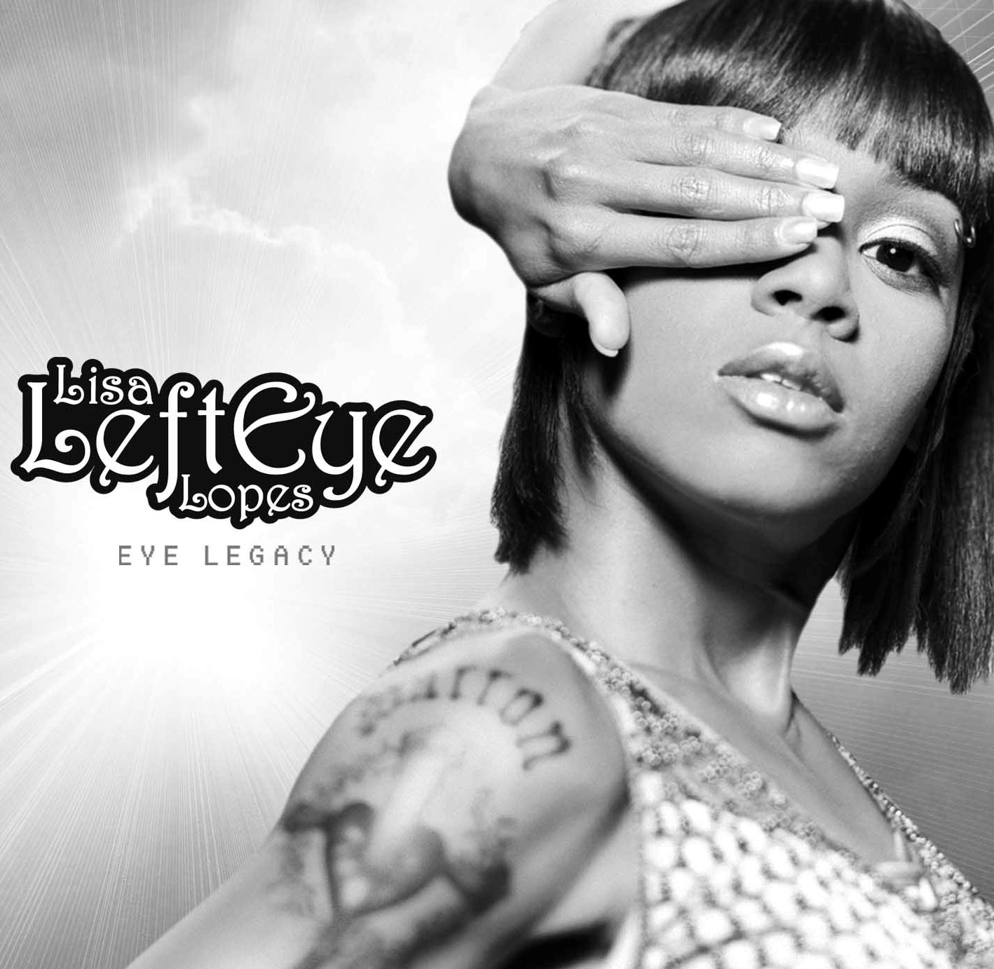 lisa lopes left eye