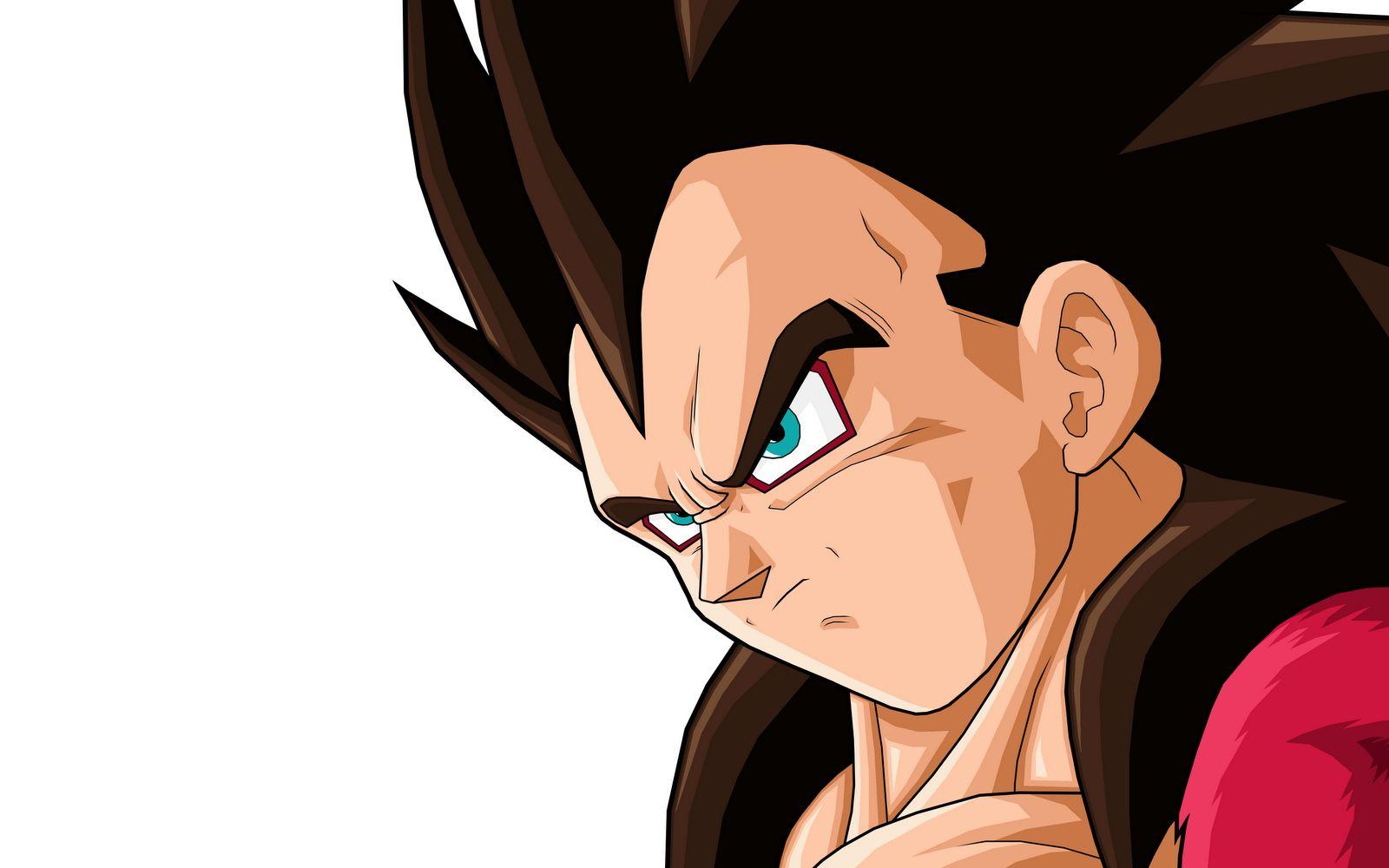 Renders de Goku y Vegeta