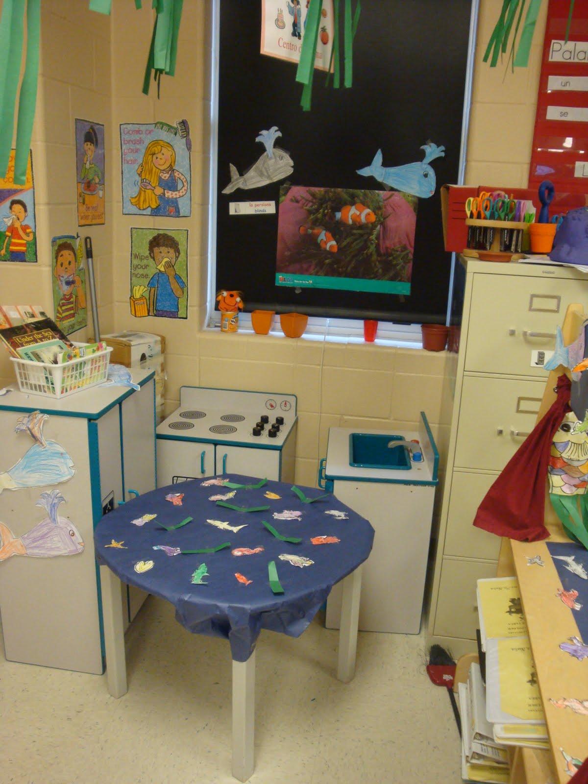 Prek preschool ideas from noey making your kitchen for Daycare kitchen ideas
