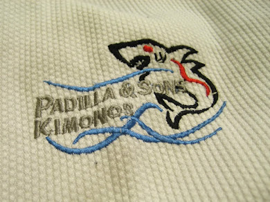 Padilla and Sons Kimono