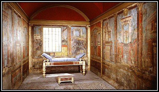 Italia Las Casas De Pompeya