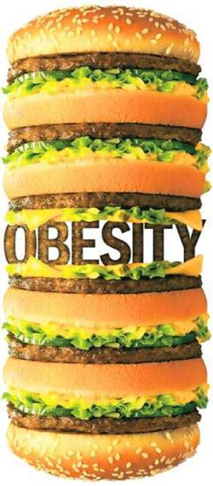 Major Fast Foods Contributing to ObesityObesity Fast Food