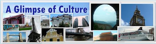 A Glimpse of Culture