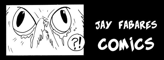 Jay Fabares Comic