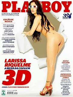 Download Playboy – Larissa Riquelme Setembro 2010 Completa