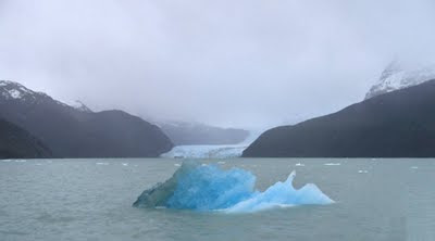 Iceberg at Lago Argentino