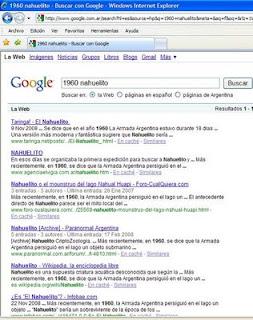googled