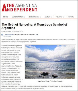 article on Nahuelito