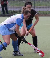Women's IHL: Round Two refixes