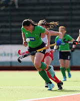 Ireland end Champs' Challenge in bronze