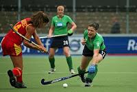 EuroHockey Nations: Ireland 1 Spain 4