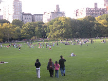 Sheep's Meadow NYC