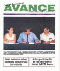 Revista Avance Septiembre 1997
