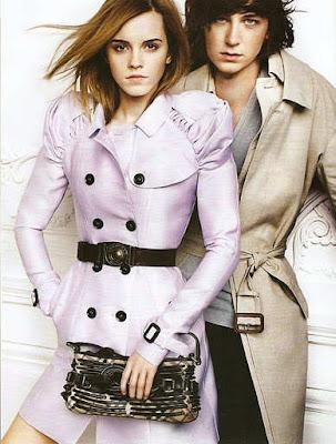 emma watson burberry wallpaper. Emma Watson Burberry Brother.