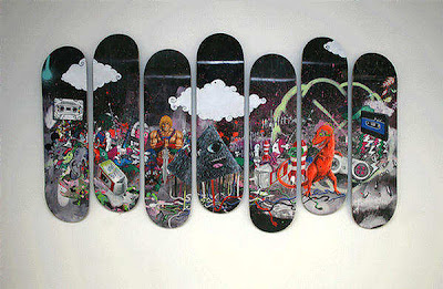 Skateboard Designs Cool Collection