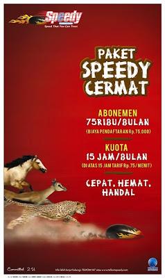 Brosur Speedy Cermat
