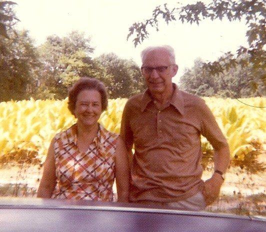 Dorothy & John . . .