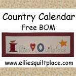 COUNTRY CALENDAR