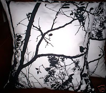 As Still As Night Cushion Covers