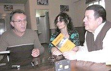 Escándalo: Conferencia de Prensa de un preso político