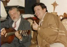 Guitarreando con Leo Guinsburg
