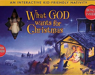 A Slice of Smith Life: What God Wants For CHRISTmas and Kid-Sized ...