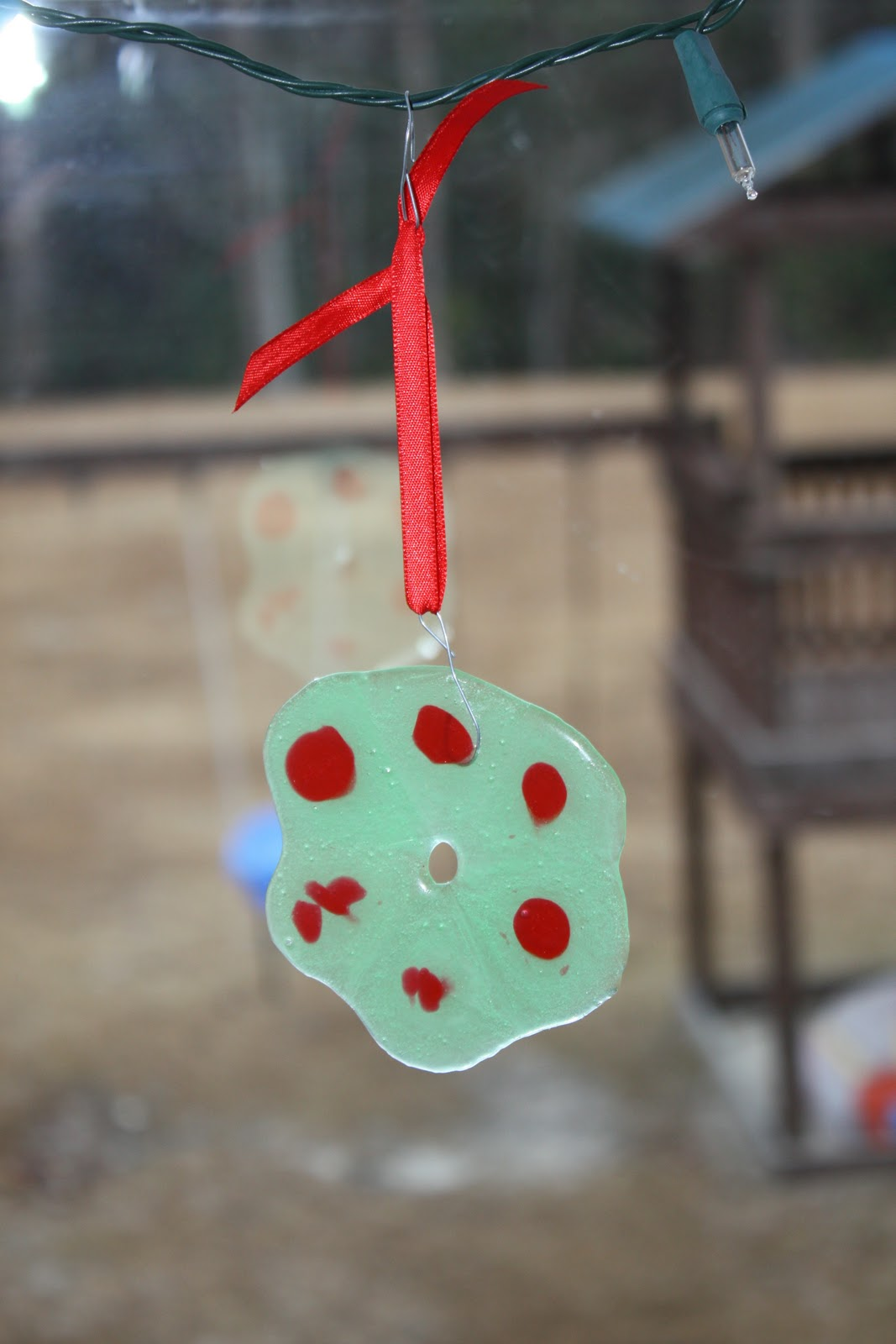 Christmas Picture Ornaments