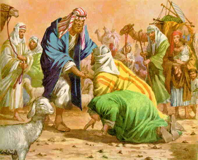 El Bolso en el Antiguo Testamento