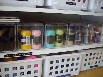 craft organizer and storage