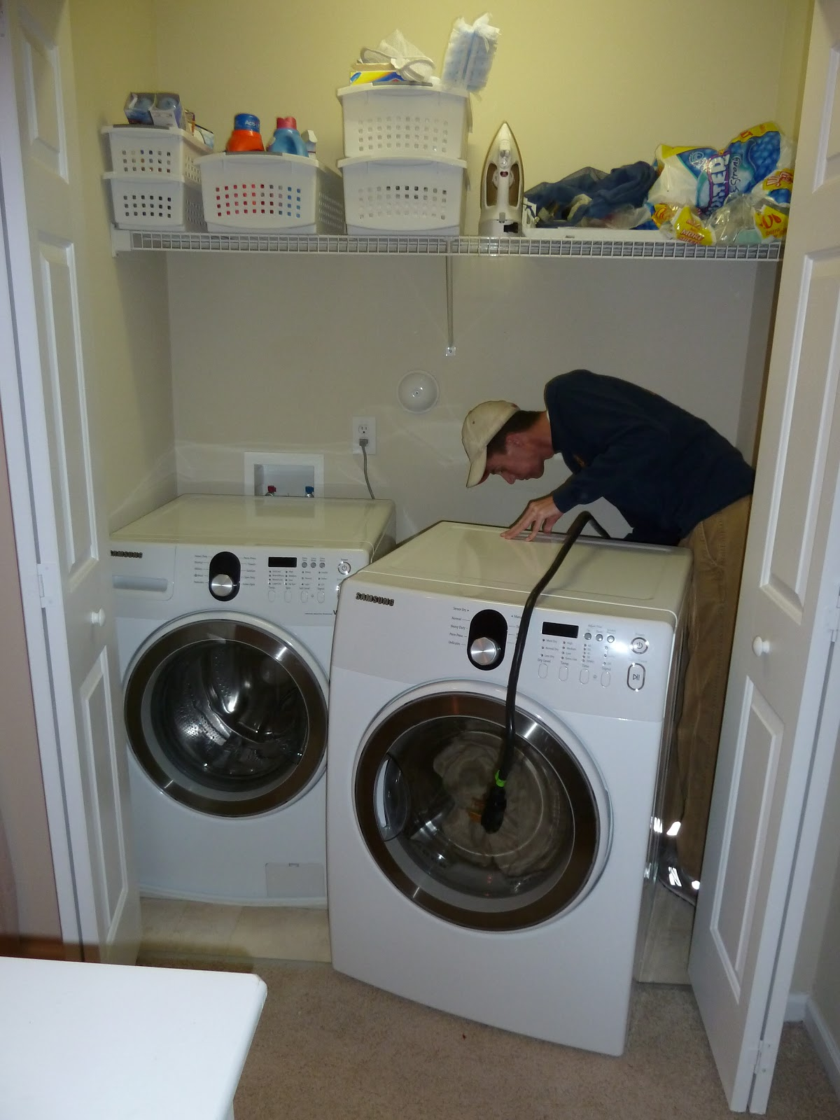 Dryer Installation Service : Washer and dryers how to install dryer
