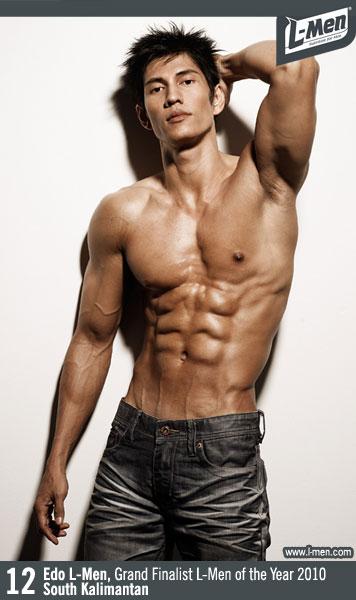 Top Male Super Model: Edo L Men Hunk 2010
