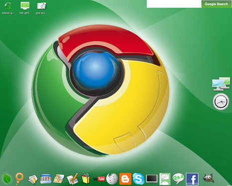 google operating system  wiki