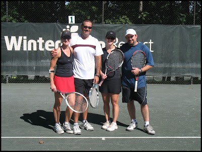 couples tennis pro