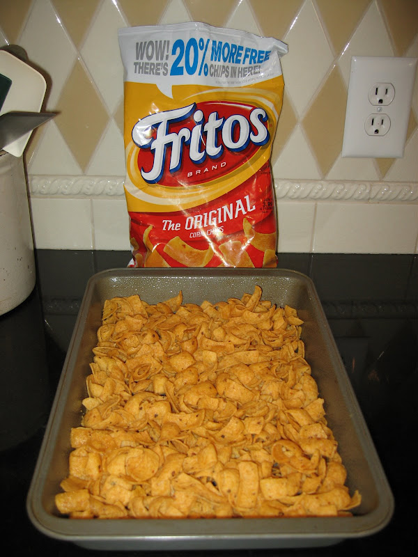 Frito Bars Ingredients