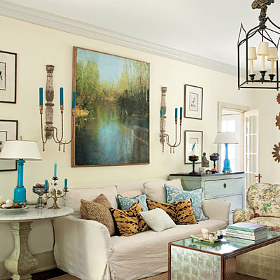 Site Blogspot  Accessories  Living Room on Play Up Your Favorite Color  But Keep The Base Neutral