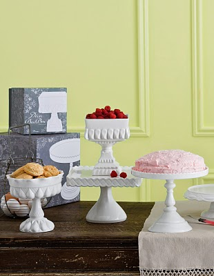 Cake Stand Home Decor : A Flair for Vintage Decor: A Vintage Cake Stand...