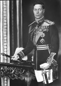 The King&#39;s Speech - the real George VI