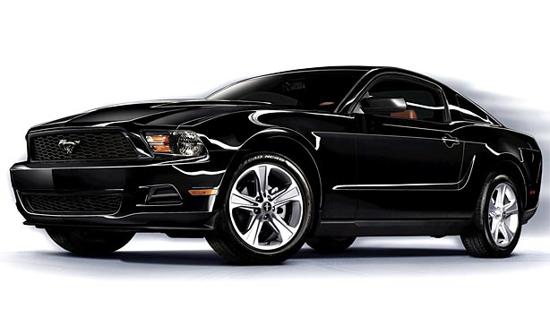 The 2011 Ford Mustang