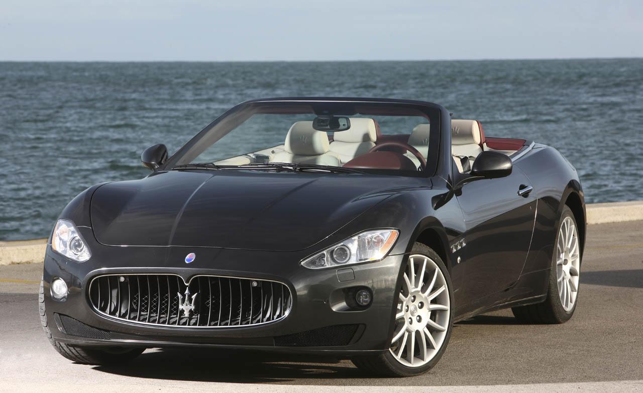 Maserati+granturismo+sport