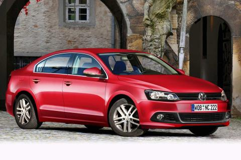 2011 Vw Jetta Gli. The Volkswagen Jetta is a