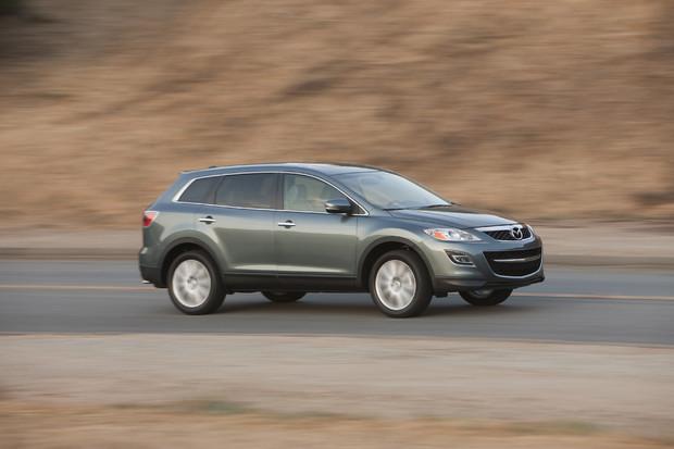 2011 Mazda CX 9 Reviews