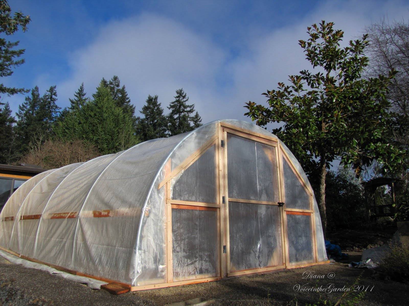 Hoop Greenhouse Plans House Plans Home Designs