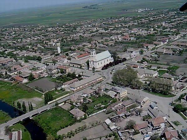 Locul natal comuna Dudesti Vechi