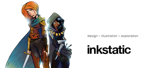 inkstatic