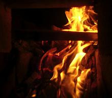 Catch a fire!