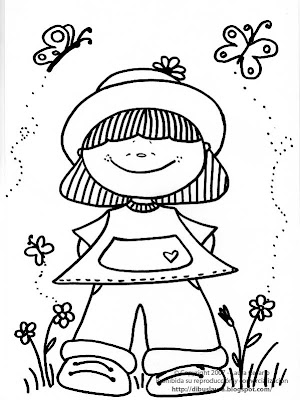 dibujos para imprimir y colorear de niños: Dibujo para imprimir y ...